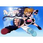 初代『プリキュア』総集編Blu-ray&DVD 2020年版 発売決定
