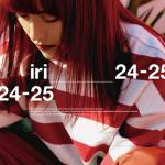 iri 待望のニューシングル「24-25」を7インチシングルでも発売