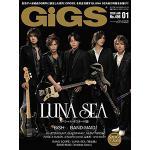 【HMV限定特典】LUNA SEAポストカード『GiGS』