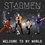 スウェーデンから星形メイクの注目HRバンドが登場!STARMEN!