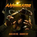 ANNIHILATOR 17thアルバム!