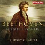 【発売】ブロドスキーQ/ベートーヴェン:弦楽四重奏曲第11〜16番、大...