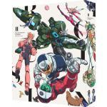【特典絵柄公開】劇場版『ガンダム Gのレコンギスタ II』Blu-ra...