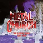 METAL CHURCH 初期名盤3作品のリマスターセット!