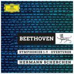 【発売中】シェルヘン/ベートーヴェン:交響曲全集、序曲集(1950年代...