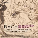 【発売】再録音!鈴木雅明&BCJ/バッハ:マタイ受難曲