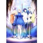 TVアニメ『ランウェイで笑って』Blu-ray&DVD発売決定
