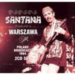 サンタナ 1994年10月7日ポーランド・ワルシャワ ライヴを完全収録