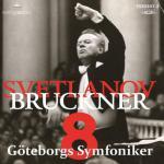 スヴェトラーノフ&エーテボリ響/ブルックナー:交響曲第8番