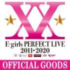 「E-girls PERFECT LIVE」オフィシャルグッズ販売決定!