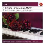 ラローチャ/モーツァルト:ピアノ協奏曲集(6CD)