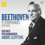 クリュイタンス&ベルリン・フィル/ベートーヴェン:交響曲全集(5CD)