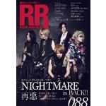 NIGHTMARE 表紙&巻頭で特集『ROCK AND READ 08...