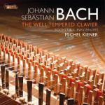マイケル・キーナー/バッハ:平均律クラヴィーア曲集全曲(4CD)