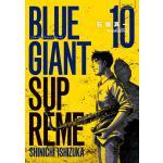 『BLUE GIANT SUPREME』10巻!ロックのビッグフェスに...