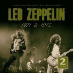 レッド・ツェッペリン 1971&75年ライヴ収録2CDコレクターズCD