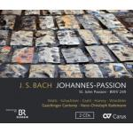 ラーデマン/バッハ:ヨハネ受難曲(2CD)