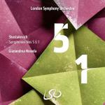 ノセダ&LSO/ショスタコーヴィチ:交響曲第5番『革命』、第1番
