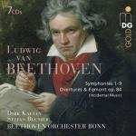 ボン・ベートーヴェン管/ベートーヴェン:交響曲全集、他(7CD)