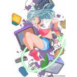 【全巻特典《描き下ろし》絵柄公開】TVアニメ『LISTENERS リス...