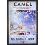 キャメル 2018年9月17日英ロイヤルアルバート公演収録のライヴ盤