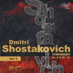 タバコフ/ショスタコーヴィチ:交響曲第2番、第12番