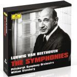 ウィリアム・スタインバーグ/ベートーヴェン:交響曲全集(5CD)