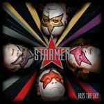 星形メイクのメロハー・バンド STARMEN の2018年作がCDリリ...