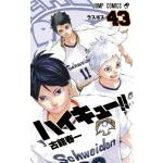 『ハイキュー!!』43巻が発売!日本で日向を待つ、かつての仲間と強敵達...