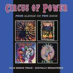 NY出身のバイカーロック・バンド、CIRCUS OF POWER コン...