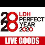 LDH PERFECT YEAR 2020 ライブグッズ受付中