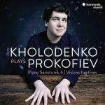 ヴァディム・ホロデンコ/プロコフィエフ:ピアノ作品集