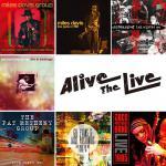 Alive The Liveシリーズにマイルス・デイヴィス、ジャコ・パ...