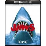 スティーブン・スピルバーグ監督作品『ジョーズ』Ultra HD Blu...