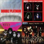 KISS のベストアルバム4作品が紙ジャケ/初ハイレゾCD化!