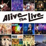 Alive The Liveシリーズ 7月発売にジェフ・ベック、ジミー...
