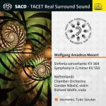 オランダ室内管弦楽団/モーツァルト:交響曲第40番、協奏交響曲K.36...