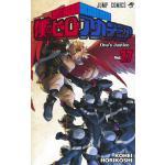 『僕のヒーローアカデミア』27巻発売!ヒーローによる一斉襲撃作戦が始ま...