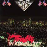 LION の2nd『TROUBLE IN ANGEL CITY』がリマ...