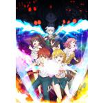 TVアニメ『ド級編隊エグゼロス』Blu-ray&DVD発売決定