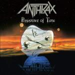 ANTHRAX の5thアルバム『PERSISTENCE OF TIM...
