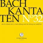 ルドルフ・ルッツ&バッハ財団管&合唱団/バッハ:カンタータ集 第32集