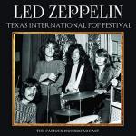 レッド・ツェッペリン 1969年〈テキサス・インターナショナル・ポップ...