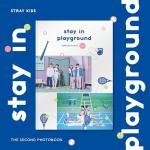 Stray Kids 2ndフォトブック『stay in playgr...