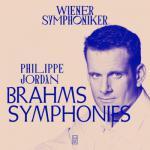 P・ジョルダン&ウィーン響/ブラームス:交響曲全集(4CD)
