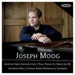 ヨゼフ・モーク/ブラームス:ピアノ協奏曲第1番