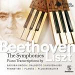 名手たちの饗宴!リスト編曲ピアノ版ベートーヴェン:交響曲全集(7CD)