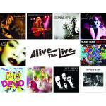 Alive The Liveシリーズ 10月発売にジョニ・ミッチェル、...