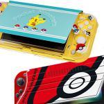 Nintendo Switch本体をポケモンデザインに着せ替え!キーズ...