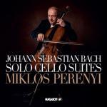 再録音!ペレーニ/バッハ:無伴奏チェロ組曲全曲(2CD)